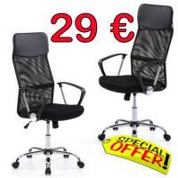 Büro Office Dreh-Stuhl Lift nur 29€ FlashSale Limited Offer