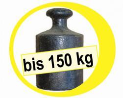 Bürosessel bis 150 kg Belastung