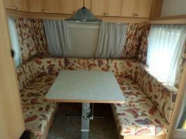 Foto 10 Bürstner 480TK, incl.Vorzelt, Kinder Stockbetten, Tüv neu,5-6 Schlafplätze