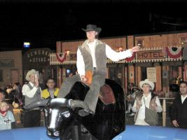 Bullriding & alle Highlights aus dem Bereich Western-Country.