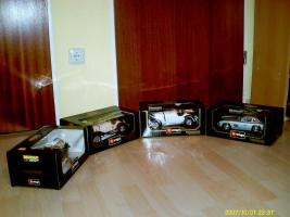 Burago Modellauto-Sammlung