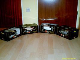 Foto 2 Burago Modellauto-Sammlung