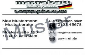 Foto 2 Business Card LUX