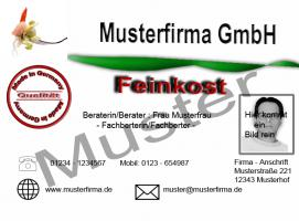 Foto 3 Business Card LUX