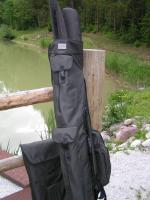 Foto 3 Byron Carp Quiver + 3x 12/13ft. Sleeves