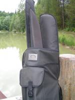 Foto 6 Byron Carp Quiver + 3x 12/13ft. Sleeves