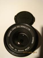Foto 4 CANON-Objektive, CANON T50 Gehäuse
