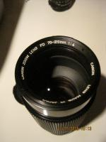Foto 5 CANON-Objektive, CANON T50 Gehäuse