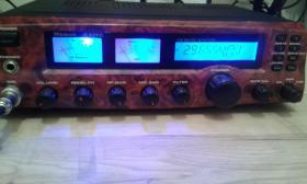 CB Funk / Amateurfunk Albrecht AE8090 Modifiziert / Blue Edition