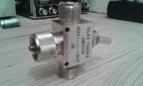 Foto 2 CB Funk / Amateurfunk Antennen Umschalter