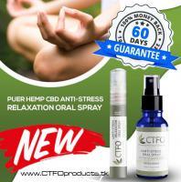 CBD Anti-Stress Relaxation Oral Spray Vertriebspartner Affiliate welcome