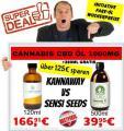 CBD Cannabis ÖL 1000MG 40€ kein teures Kannaway Gold