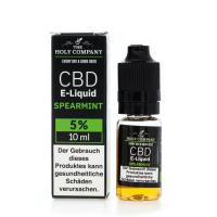 CBD Cannabis The Holy Company E-Liquid