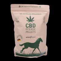 CBD Pferdepellets