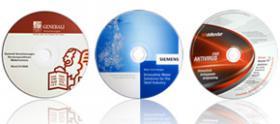 Foto 2 CD Rohlinge bedrucken von DVD Druck MK DiscPress