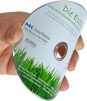 Foto 7 CD Rohlinge bedrucken von DVD Druck MK DiscPress
