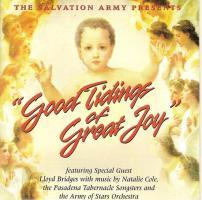 CD Weihnachtslieder ''Good Tidings of Great Joy''