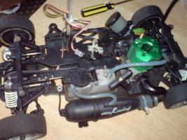 Foto 6 CEN CT-5 1:10 Mini Cooper Verbrenner