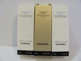 CHANEL PRECISION - HYDRAMAX & CHANEL SUBLIMAGE
