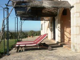 Foto 3 CMM00176 Romantische Finca mit traumhaftem Weitblick in Campos - Mallorca