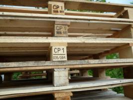 CP 1 u. CP 3 Paletten, gebraucht, Ankauf , Verkauf