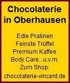 Cacaomundo /chocolaterie-vincent.de/ Edle Geschenkideen aus Schokolade und vieles mehr