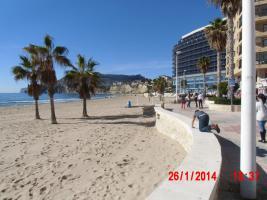 Calpe Ferien Appartment an der Costa Blanca-Privatvermietung
