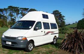 Campervan oder Wohnmobil mieten in Neuseeland