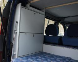 Foto 3 Campingausbau für Fiat Doblo von der C-Tech aus Sarstedt