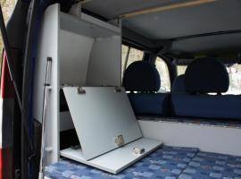 Foto 4 Campingausbau für Fiat Doblo von der C-Tech aus Sarstedt
