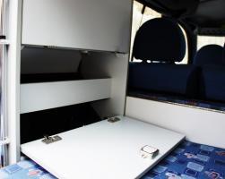 Foto 5 Campingausbau für Fiat Doblo von der C-Tech aus Sarstedt