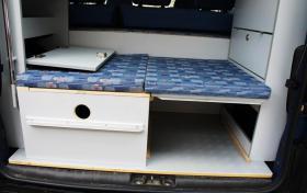 Foto 7 Campingausbau für Fiat Doblo von der C-Tech aus Sarstedt