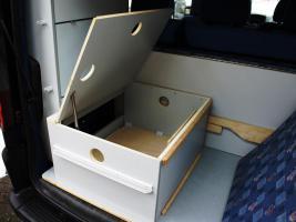 Foto 8 Campingausbau für Fiat Doblo von der C-Tech aus Sarstedt