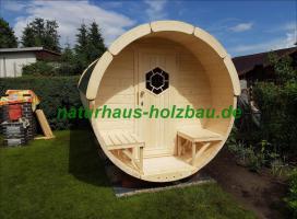 Foto 5 Campingfass, Schlaffass, Campingpod, Sauna Pod, Fass Sauna, Saunafass, Fasssauna