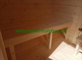 Foto 6 Campingfass, Schlaffass, Campingpod, Sauna Pod, Fass Sauna, Saunafass, Fasssauna