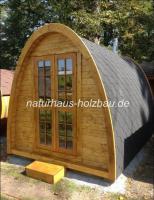 Foto 8 Campingfass, Schlaffass, Campingpod, Sauna Pod, Fass Sauna, Saunafass, Fasssauna