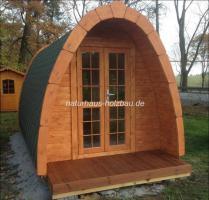 Foto 13 Campingfass, Schlaffass, Campingpod, Sauna Pod, Fass Sauna, Saunafass, Fasssauna