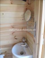 Foto 20 Campingfass, Schlaffass, Campingpod, Sauna Pod, Fass Sauna, Saunafass, Fasssauna