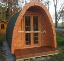 Foto 3 Campingfass, Schlaffass, Campingpod, Schlafpod, Saunapod, Fasssauna, Saunafass, Sauna