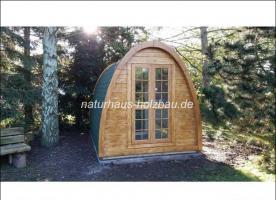 Foto 12 Campingfass, Schlaffass, Campingpod, Schlafpod, Saunapod, Fasssauna, Saunafass, Sauna