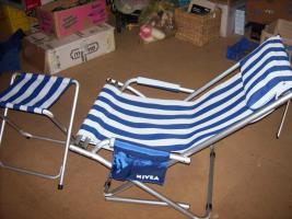 Foto 2 Campingliege ''Nivea''