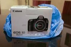 Canon EOS 5D Mark II 21.1MP CMOS Digital SLR Camera