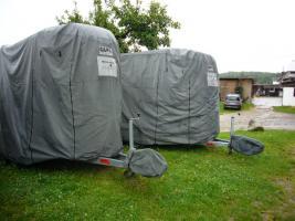 Capa - Garage für Ihren XXL Pferdeanhänger NEU