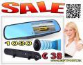 Car Rückspiegel Mirror DashCam Video Dual Lens 1080p FHD nur € 25
