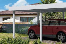 Foto 3 Carport  aus Aluminium verschiedene Designs