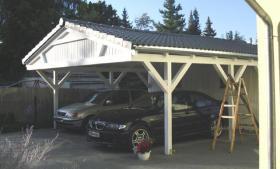 Foto 2 Carport, Holztreppen aus Polen, MINIEK BAU
