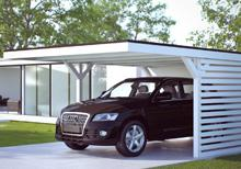 Carports mit Stil - 500 Euro Rabatt pro Bausatz