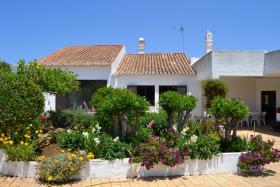 '' Casa Chamine '' in Carvoeiro an der Algarve