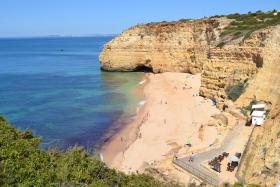 Foto 9 '' Casa Chamine '' in Carvoeiro an der Algarve
