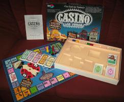 Casino - 5 verschiedene ''Glücksspiele''